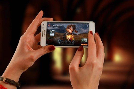 MTG Arena Mobile chega a plataforma Android junto com nova coleção Kaldheim