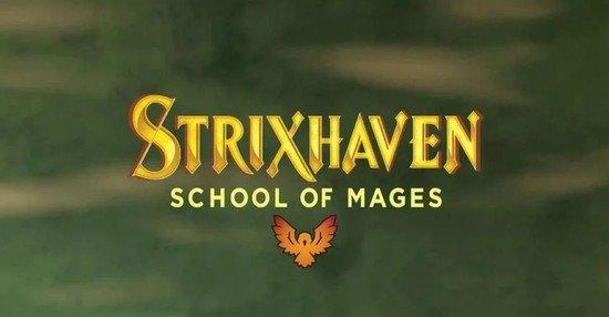 Os primeiros Previews de Strixhaven: School of Mages