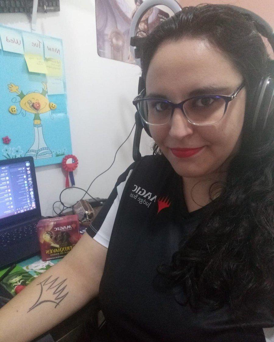 Aprendendo Inglês com Magic - projeto de conversação com Luna Borges!