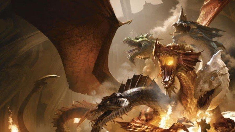 Começam as filmagens do novo filme de Dungeons & Dragons