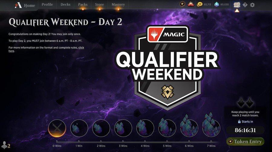 Dia 2 do Qualifier Weekend é reiniciado por falha técnica