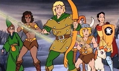 WIzards announces Secret Lair drop with Dungeons & Dragons illustrations