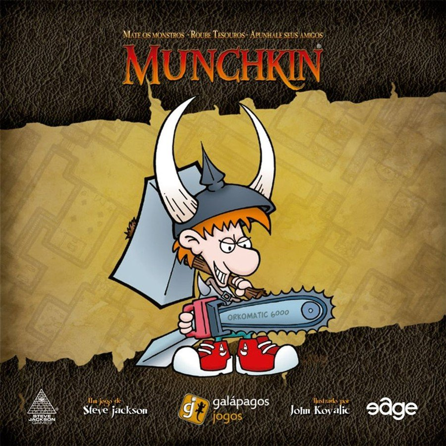 Munchkin Review: Kill monsters, steal treasures and stab your friends!