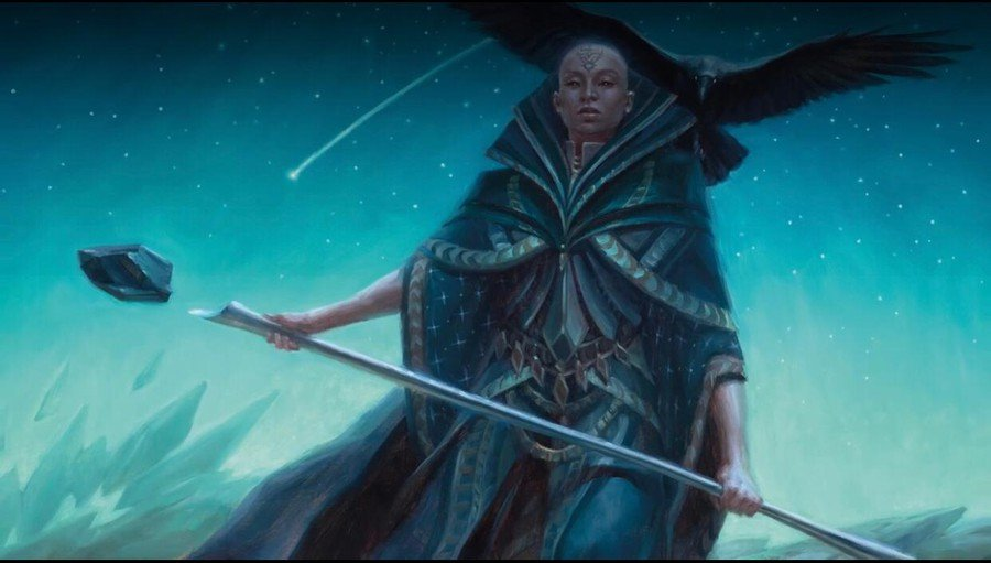 Good Morning Magic releases previews from Forgotten Realms' Commander Decks!