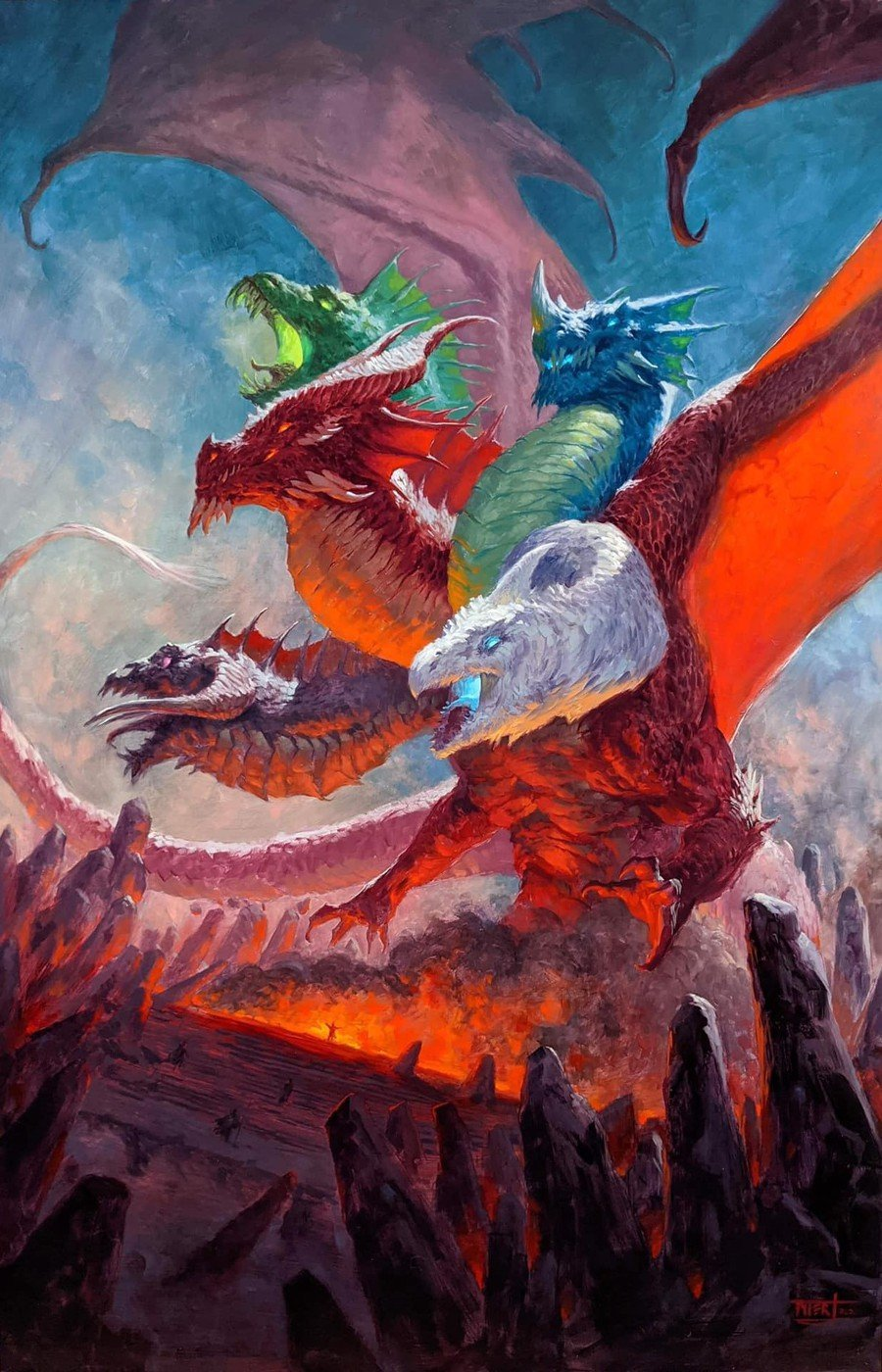 Analysing the Commander Decks from Adventures in the Forgotten Realms