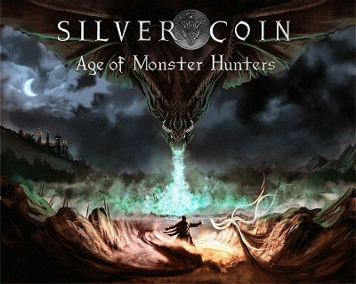 Silver Coin: Age of Monster Hunters - A Euro with elements of RPG