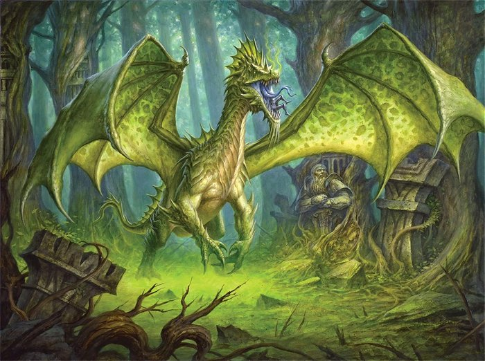 Top 5 Modern cards from Adventures in the Forgotten Realms