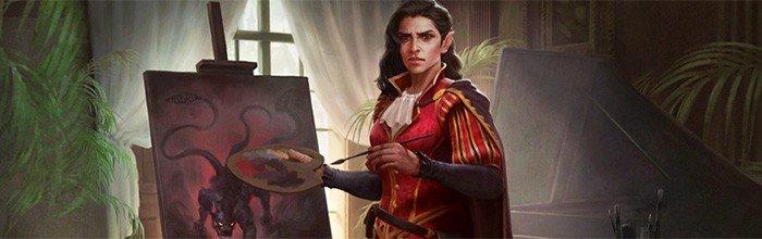 Budget Commander - Kalain, Recluse Painter