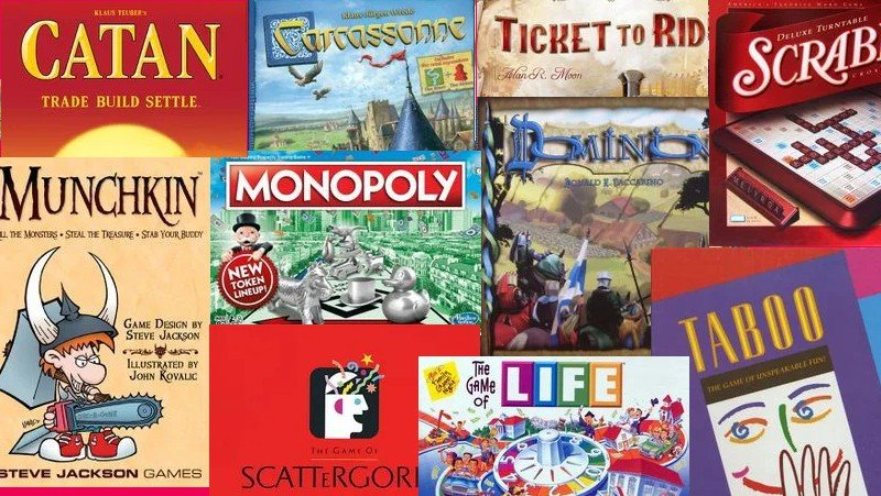 Board games you should consider playing with family at home