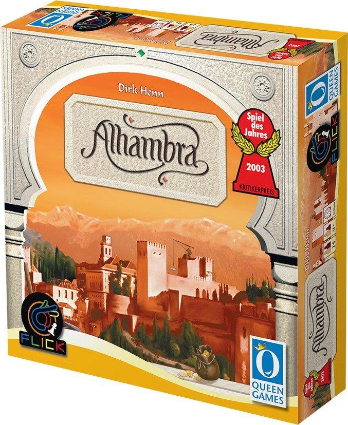 Review de Alhambra – Construa seu complexo de palácios
