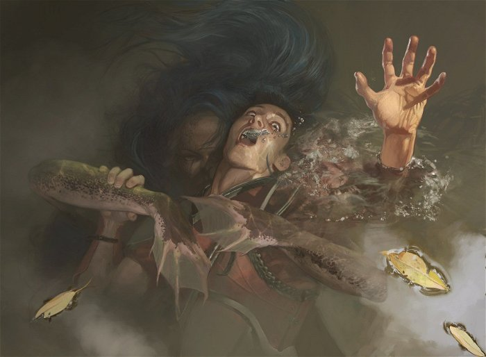 Modern: Dimir Mill and the well-done support