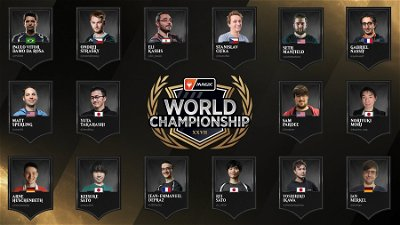The 16 players who will participate in the World Championship XXVII