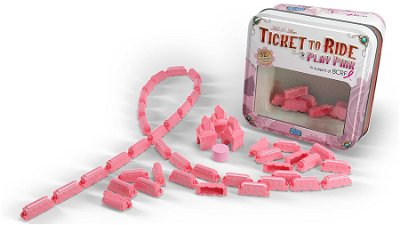 Ticket to Ride: Pink Play lança apoio ao Outubro Rosa