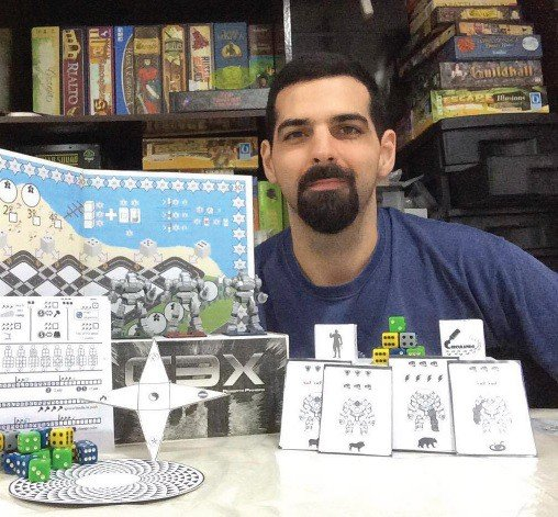 Interview with the Game Designer, Roberto Pinheiro