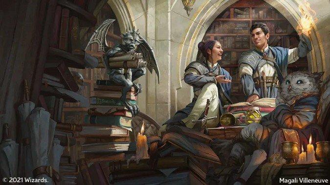 Dungeons & Dragons e o roleplay: novas mecânicas de Strixhaven