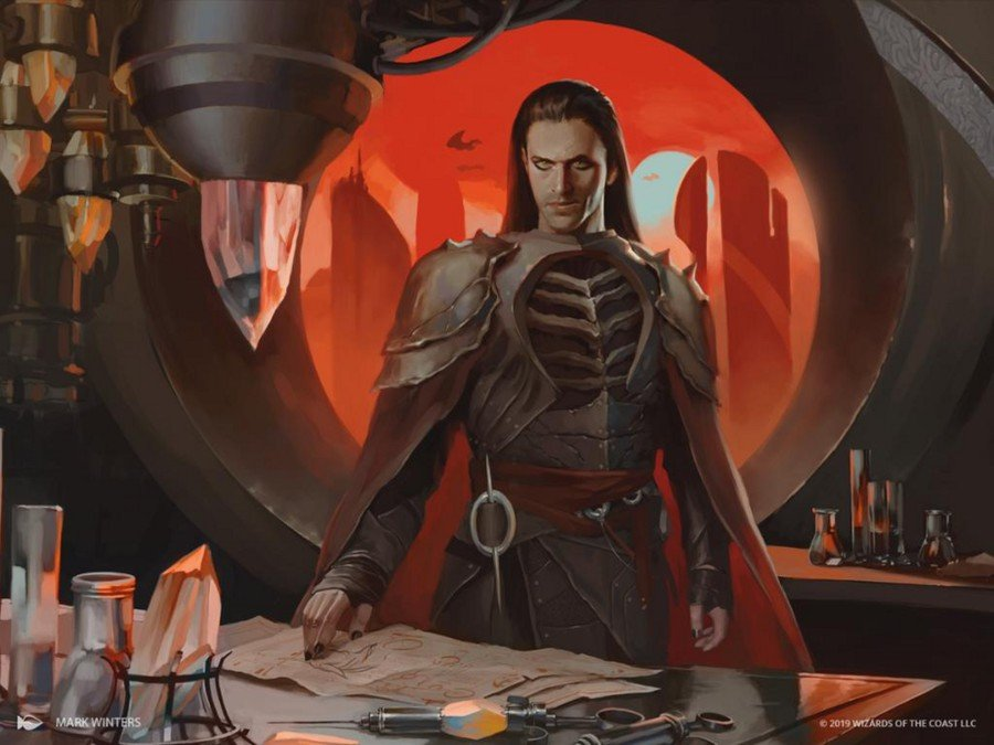 Modern: BG Yawgmoth and the strength of Complexity