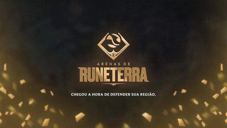 Arenas de Runeterra: Tudo que você precisa saber sobre o torneio