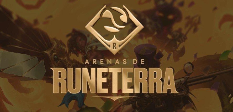 Arenas de Runeterra é adiado devido a bug